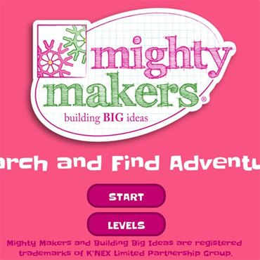 Picture for category Mighty Makers® Search and Find Adventure