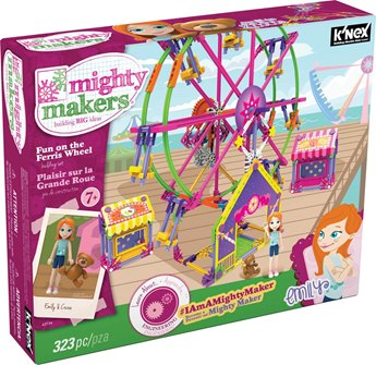 Fun On The  Ferris Wheel Building Set