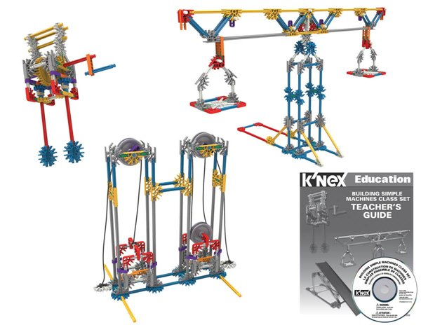 Building Simple Machines Class Set