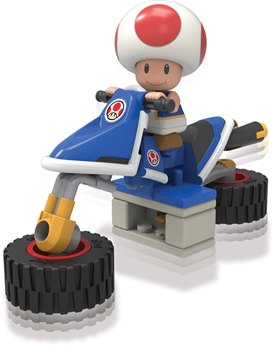 Toad Bike Building Set