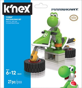 Yoshi™(Tm) Bike Building Set