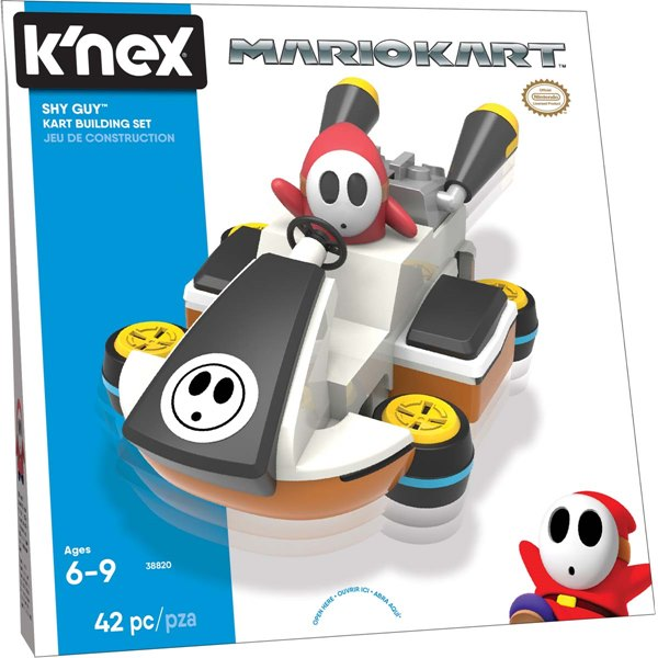 Shy Guy Kart Building Set