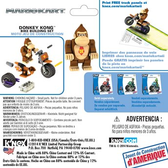 Donkey Kong™ Bike Buildingset_