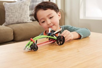 K'nex Imagine Rocket Car Building Set