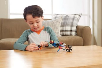 K'nex Imagine Motorcycle Building Set