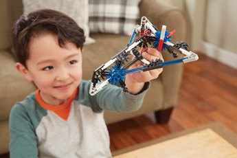 K'nex Imagine Stealth Plane Building Set