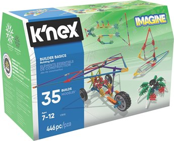 K'nex Imagine Builder Basics Building Set