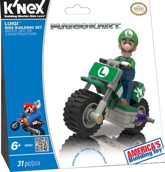 Luigi™ Bike Building Set_