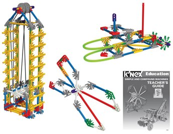 K'nex Education Simple And Compound Machines Set