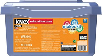 K'nex Education® Maker's Kit Basic