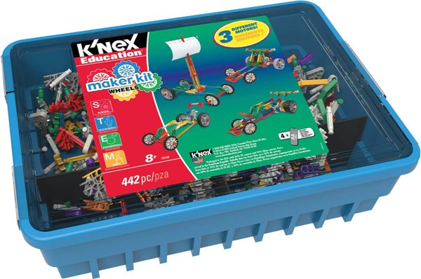 K'nex Education® Maker's Kit Wheels