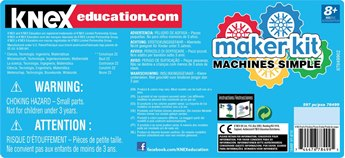 K'nex Education® Makers Kit Simple Machines