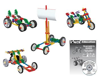 K'NEX Education Forces, Energy, And Motion Set