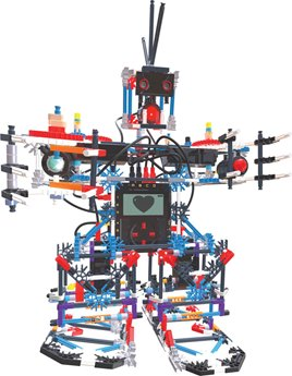 K'NEX Education Robotics Building System Set