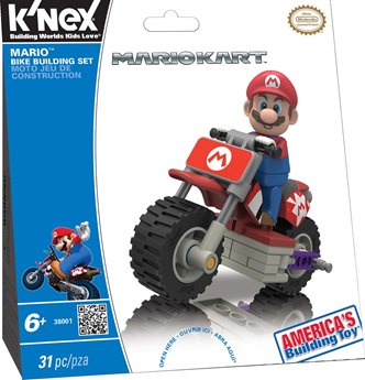 Mario Bike Building Set_