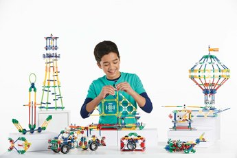 K'NEX Imagine Classic Constructions Building Set
