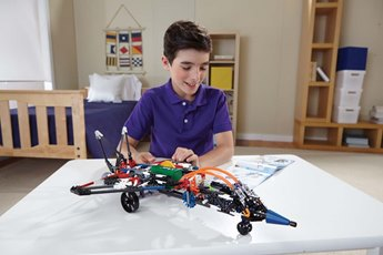 K'NEX Imagine Turbo Jet – 2-In-1 Building Set