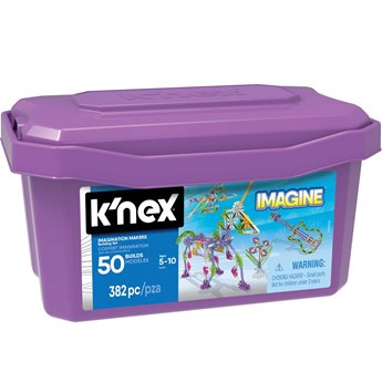 K'NEX Imagine Imagination Makers Building Set