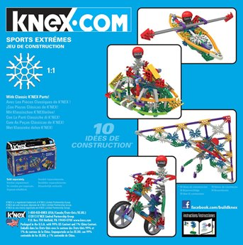 Extreme Sports Building Set