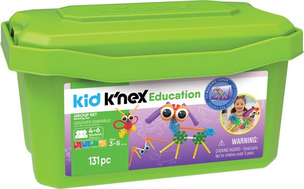 Kid K'NEX Education Group Set